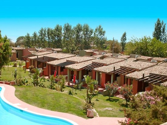 Eden Village Altura: La struttura