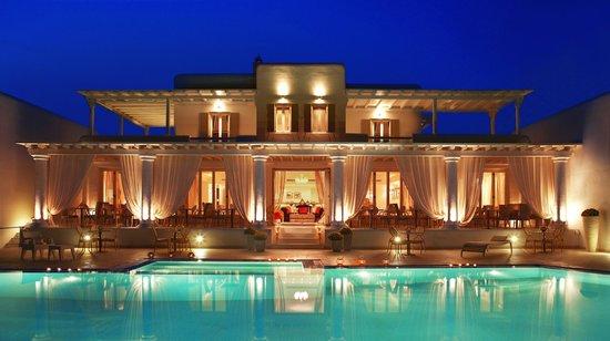 Kalafatis, Grecja: HOTEL
