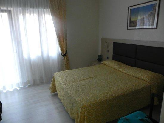 Hotel La Pergola di Venezia: Notre chambre