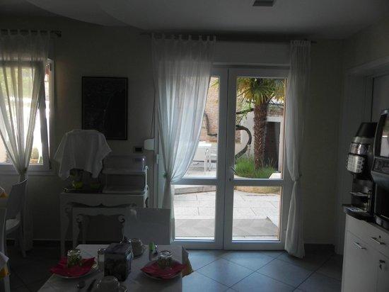 Hotel La Pergola di Venezia: Salle du petit déjeuner