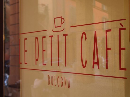 Le Petit Cafe: il café