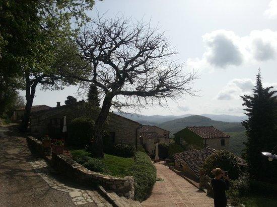 Il Borgo di Vescine - Relais del Chianti : hotel