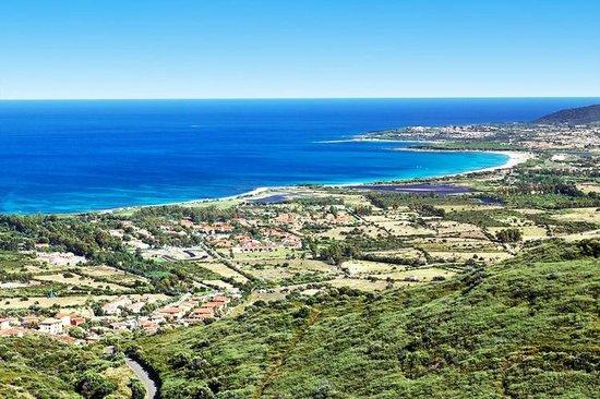 La spiaggia foto di eden village li cupulatti budoni for Agrustos mare
