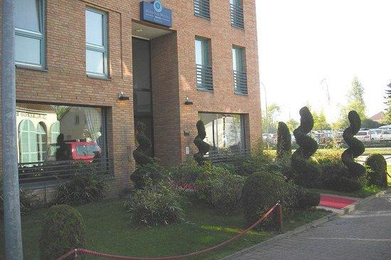 Albergo Hotel Berlin : Eingangsbereich Hotel