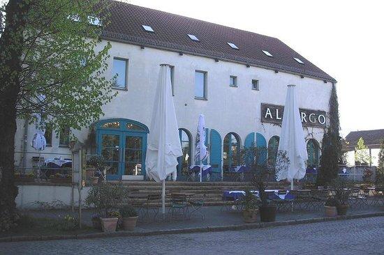 Albergo Hotel Berlin : Restaurant  Hotel