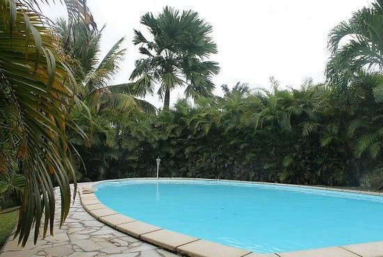Casawilly: Piscina