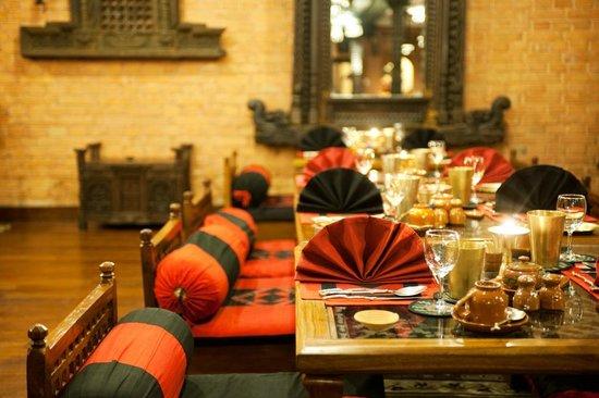 Krishnarpan Restaurant