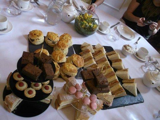 St Giles House Hotel: Delicious Cream Tea