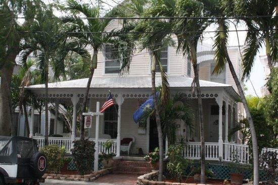 The Palms Hotel- Key West: Hübsches kleines Hotel