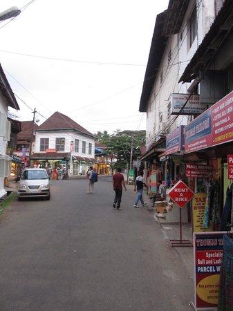 Princess Street : General view