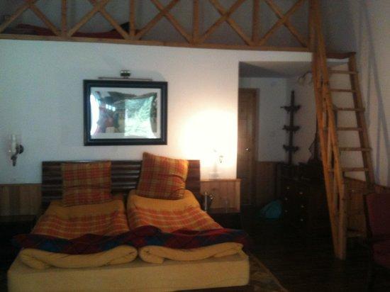 Banjara Camp &  Retreat - Sangla Valley Camp: cottage