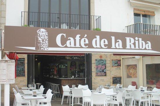 Cafe de la Riba