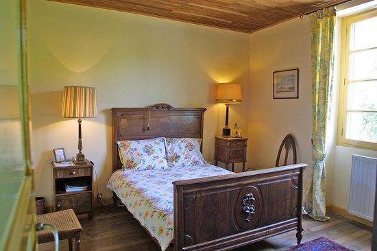 Serres-sur-Arget, Frankrike: Double room (3)