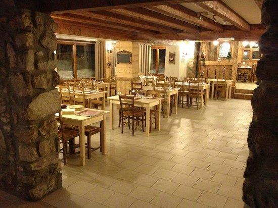 La Feclaz, França: Le Restaurant