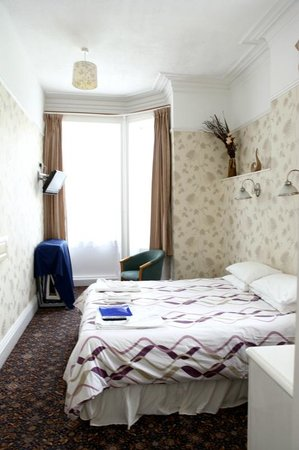 Charlesworth Hotel: DOUBLE ROOM