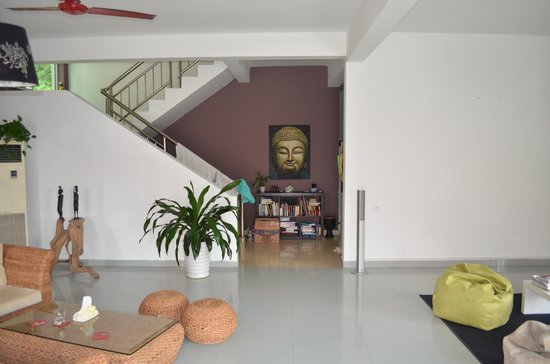 ZEN Guesthouse : Common area