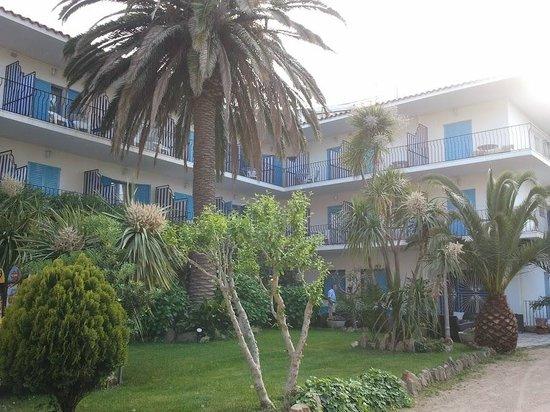 Hotel Bell Repos: l'hôtel dans son ensemble