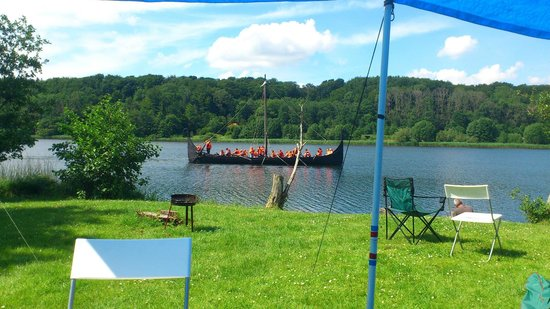 Farup So Camping & Cottages: Seeblick