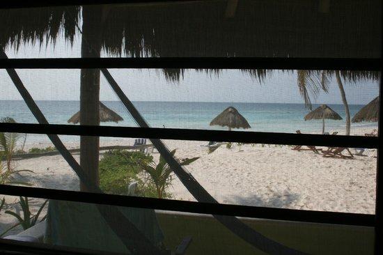 Tita Tulum Hotel Ecologico: cabana #1