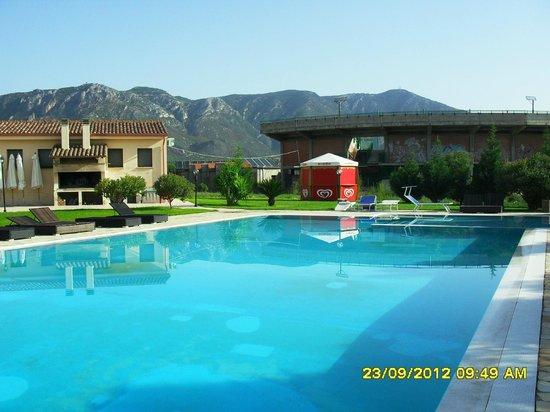 hotel sport village: