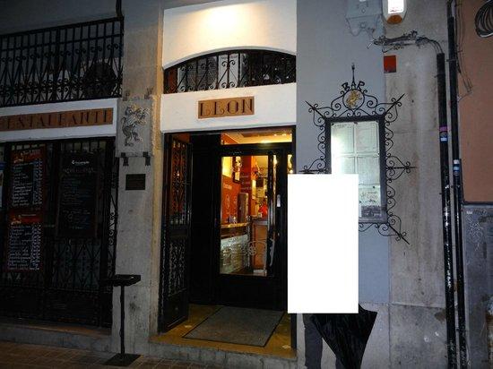 Restaurante Bar Leon: leon