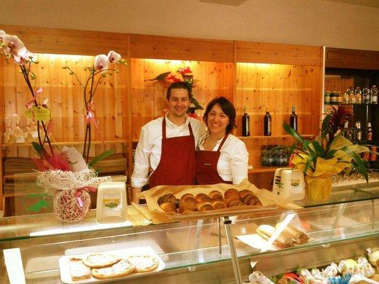 La Toscana: valentina e leonardo
