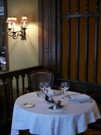 La Calèche : Restaurant
