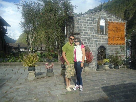Samari Spa Resort: El ingreso