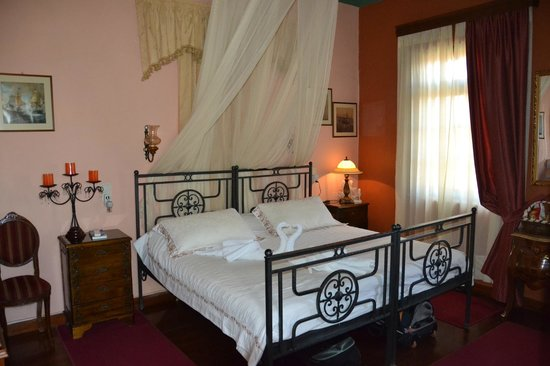 Casa Leone Boutique Hotel: Honeymoon Suite - Bedroom
