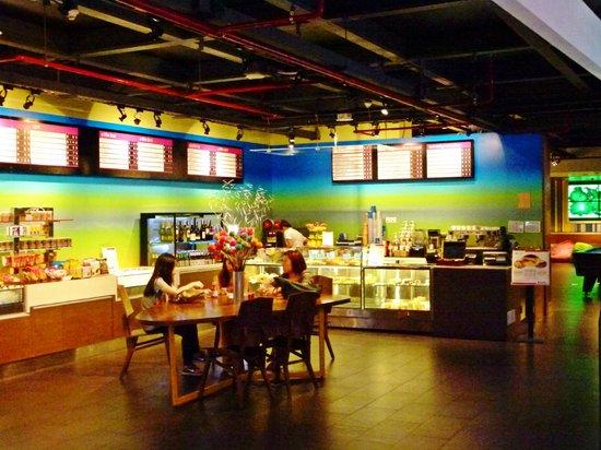 Aloft Bangkok - Sukhumvit 11: lobby nook