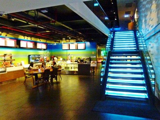 Aloft Bangkok - Sukhumvit 11: Nook cafe