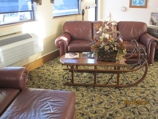 Comfort Inn I-90: Lobby
