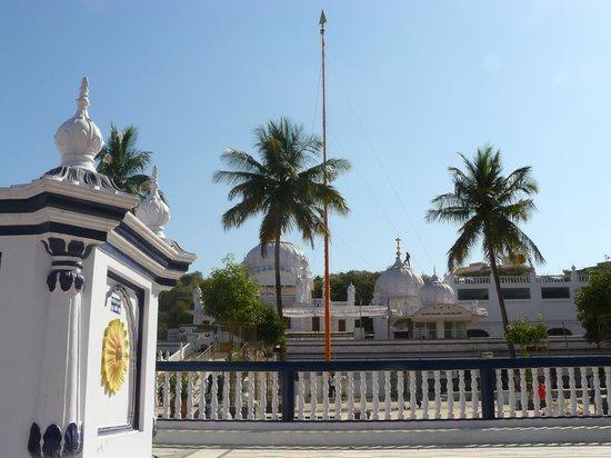 Bidar, الهند: Gurudwara Nanak Jhira Sahib