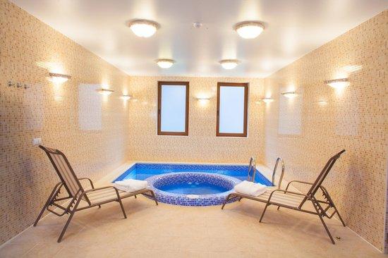 Kozatskiy Stan Hotel: Sauna