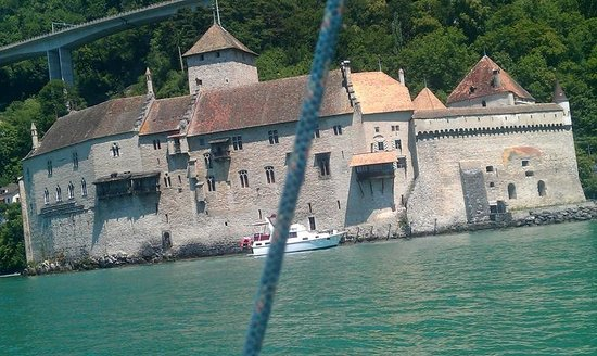 B&B Harry's Haven : Chillon Castel