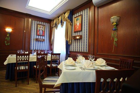 Kozatskiy Stan Hotel: Getmanskyi Restaurant