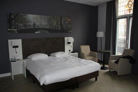 Hotel Amsterdam - De Roode Leeuw: Kamers