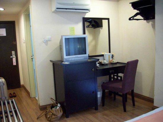 Hotel Puri: Hotel room