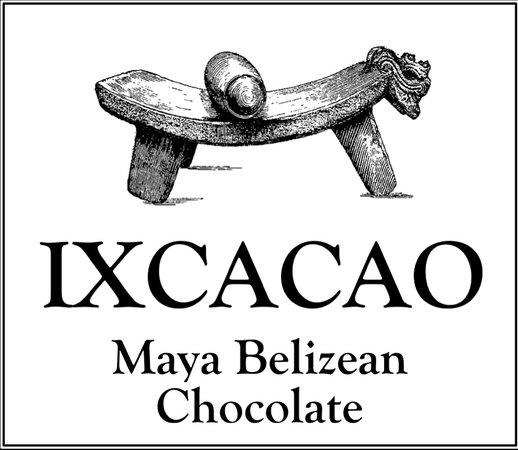 IXCACAO Maya Belizean Chocolate: our new Logo