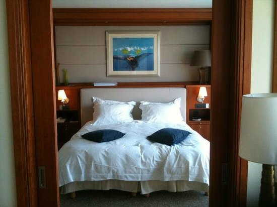 The Westin Athens Astir Palace Beach Resort: Bedroom