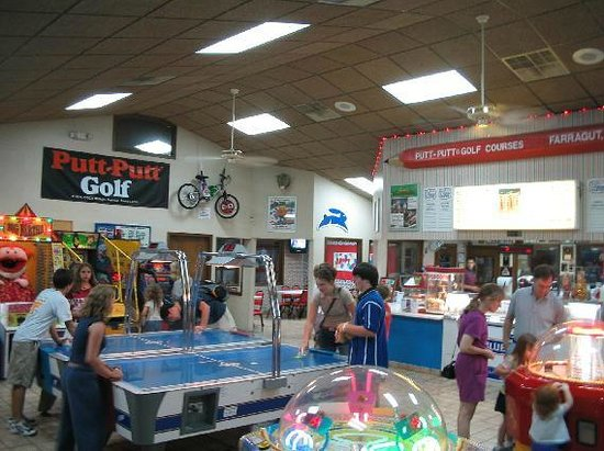 Picture of Putt-Putt Golf & Games, Knoxville - TripAdvisor