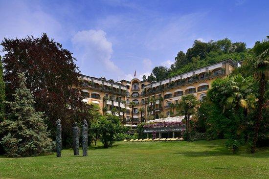 Ristorante Galleria Arte al Lago: Grand Hotel Villa Castagnola
