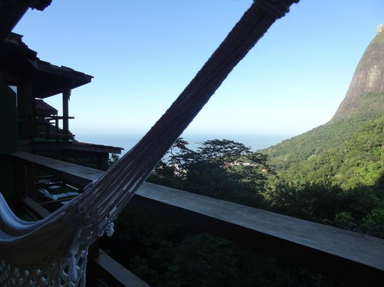 TuAkAzA Exclusive Boutique Lodge: hammock with beautiful view