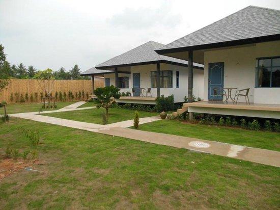 Perennial Resort : Private bungalows