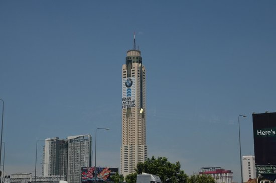 Baiyoke Sky Hotel: バンコク一高いホテル