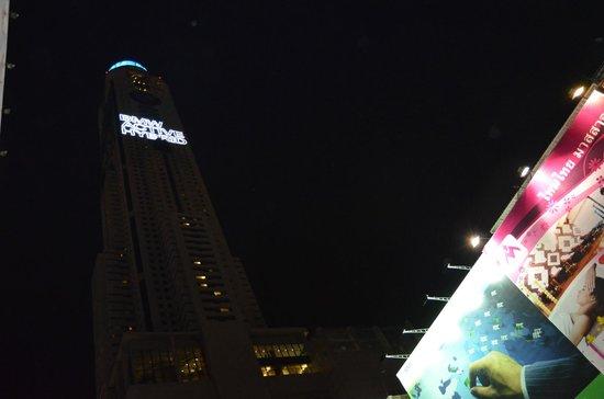 Baiyoke Sky Hotel: 全景