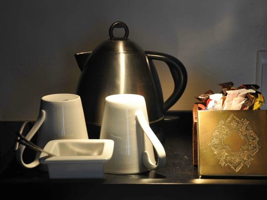 Vetho House : Tea and Coffee station