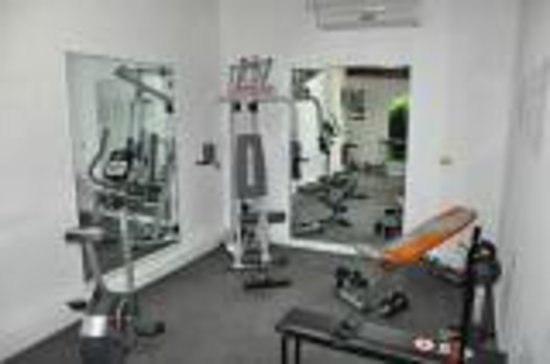 Norma's Bed and Breakfast: Fitness room