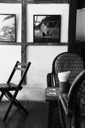 The Luang Say Residence: Coffee shop at Luang Phrabang