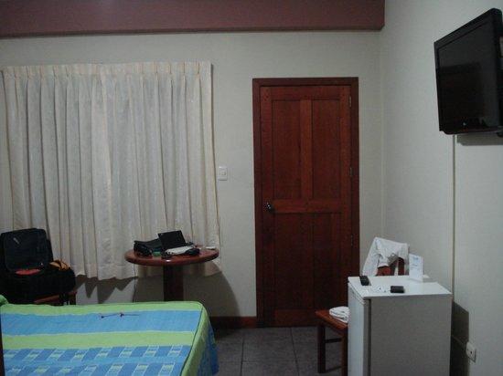 Oro Verde Plaza Hotel: Habitación simple o matrimonial